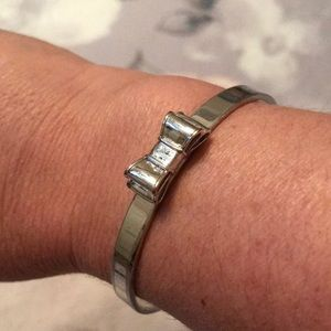 Gorgeous Kate Spade Silver Bracelet